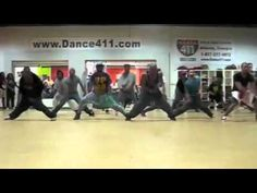 Hip-Hop Dance: Moves Like Jagger by Maroon 5 (feat. Christina Aguilera)