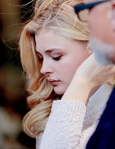 Chloe Moretz on the set of 'Brain On Fire' in Vancouver [July 17th, 2015]