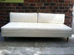 mid century modern sofa <3
