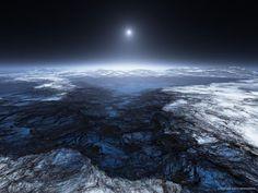 ¿Cambiando la superficie de la luna Europa de Júpiter: 1 º evidencia descubierta de la tectónica de placas, una clave de vida?