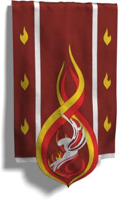 Spirit Set Free - Pentecost Banner by Ecclesiastica Design Studio