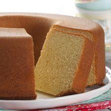 King Arthur Flour's Original Pound Cake: King Arthur Flour
