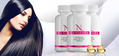 Nuviante is a composition of active and natural ingredients and helpful for growing the new hair and impeding the hair loss from the root. There is no side effect.