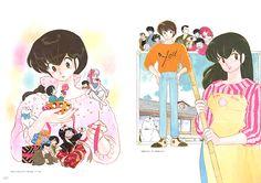 コミックナタリー - [Power Push] 「るーみっくわーるど35~SHOW TIME STAR~」高橋留美子画業35周年インタビュー (1/5)