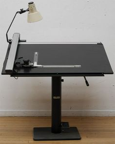 drafting supplies   ... of Forgotten Art Supplies - Mutoh Drawing Table and Drafting Bar