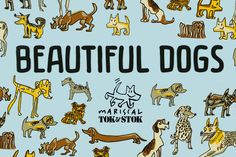 Tok&Stok Collections: Beautiful Dogs, Javier Mariscal.