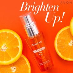 Brighten up with ANEW Vitamin C! In 2 weeks, skin looks brighter, smoother, clearer and more even-toned. #ANEWyou #skincare #avon www.youravon.com/kaymayo