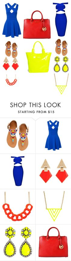 """""""Which one are you?/comment bellow"""" by flawless1220 ❤ liked on Polyvore featuring ASPIGA, Lady Fox, Akira, SHOUROUK, MICHAEL Michael Kors and Seafolly"""