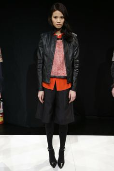 Marissa Webb RTW Fall 2013 - Slideshow - Runway, Fashion Week, Reviews and Slideshows - WWD.com