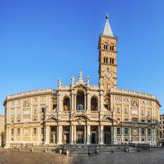 Le Basiliche più belle di Roma Santa Maria Maggiore