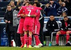 Madrid mentor Carlo Ancelotti has applauded Cristiano Ronaldo's execution against Schalke in Wednesday's 2-0 Champions League round-of-16 first leg win saying Ronaldo was 'back now.' Ronaldo scored in the match, breaking his three match goalless streak.