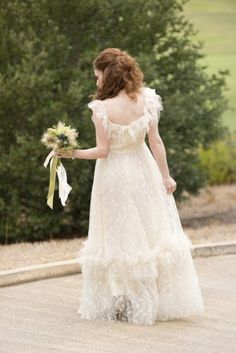 Romantic vintage shoot | Christine Glebov Photography | see more on http://fabyoubliss.com