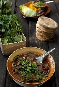 The northern Thai favorite dish!