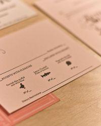 Best of 2010 Wedding Invitations: Metallics + Foils