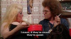 female trouble, 1974