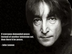 John Lennon Quote 9 John Lennon Quotes   Thoughts From A Psychedelic Mind
