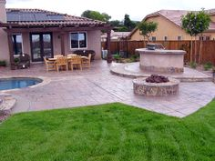 San Diego Landcare Systems Seating Areas 200