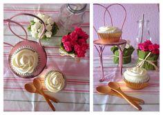 mis cucharitas de madera con toque dorado en el mango que  en el blog Patty´s Cake pedidos: ettura@yahoo.es