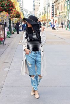 Distressed boyfriend jeans from Ubran Outfitters