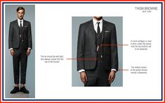 Thom Browne Styling Guide