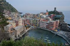 awesome Vernazza, Italy...