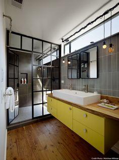 paroi de douche fixe 120 cm noir zenne castorama am nagement pinterest paroi de douche. Black Bedroom Furniture Sets. Home Design Ideas