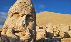 Stone heads, Nemrut Dag (Shutterstock.com) - Provided by Wanderlust