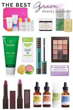 My Favorite Green Beauty Products | The Beauty Blotter