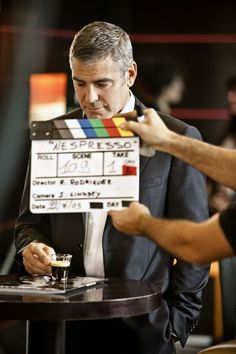 Nespresso Stills, Caps and Misc Pictures - R7XG8FGB - Simply Clooney || The Gallery