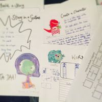 Event Report: How To Write For Children and Young Adults | Words & Pictures - Online Magazine of SCBWI British Isles
