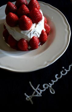 Shortcake on the Strawberry