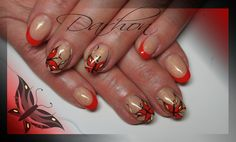 Nail Art Gallery - butterfly
