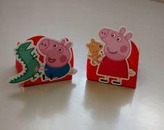 Forminha de Doces Peppa Pig