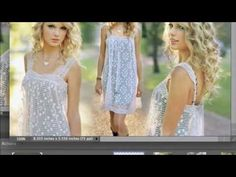 Basic Blending in Photoshop Tutorial (Taylor Swift Blend)