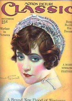 Movie Magazine, Magazine Art, Magazine Covers, Girls Magazine, Marie Prevost, Nostalgic Images, Romance Art, Silent Film Stars, Poster Ads