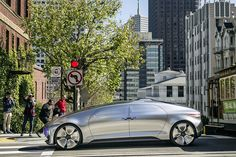 The Mercedes-Benz F 015 is about the future, not just autonomous driving. We take a ride in the radical rethink of what a car should be. Mercedes Concept, Mercedes Benz, Daimler Ag, Car Sketch, Automobile, Exterior, Artificial Intelligence, Luxury, Pictures
