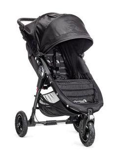 Baby Jogger City Mini GT Pram Black $649