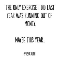 This year, definitely this year.