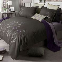 Six-Piece Ellipse Duvet Cover Set In Multicolor http://www.beyondtherack.com/member/invite/B7C53751