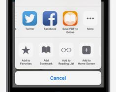 Add a webpage to iBooks - iOS 9 Tips and Tricks for iPhone - Apple Support
