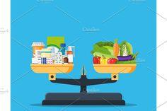 Vegetable Design, Medicine Bottles, Fresh Vegetables, Pills, Concept, Healthy, Creative, Health