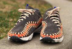 Nike Air Footscape Woven Chukka Vachetta Brown