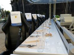 Condor 'Flies High' and Treats Greek Travel Agents to 'Dinner in the Sky' in Athens