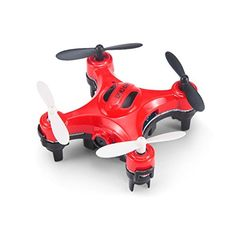 Dayseventh 2016 New Release DHD D2 MINI With 20MP HD Camera Headless Mode RC Quadcopter RTF >>> Check out this great product.