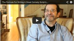 The Formula For Writing A Great Comedy Script by Steve Kaplan via http://www.filmcourage.com.  More video interviews at http://www.youtube.com/user/filmcourage  #screenwriting #script #comedy #comedian #screenplay #film #cinema #romcom