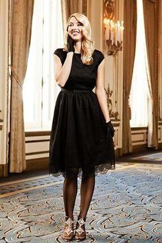 Alice Dress Black