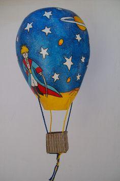 Balão do Pequeno Principe