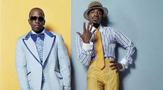 Outkast Samba, Dandy, Bulls Wallpaper, Congo Brazzaville, Andre 3000, Hippie Music, Hey Ya, Men's Fashion, Band Photography