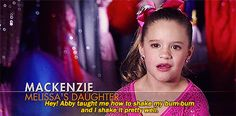 """…but the girls know how to APPRECIATE. 
