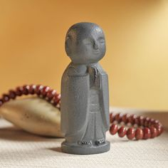 Small Standing Jizo Statue:DharmaCrafts meditation supplies